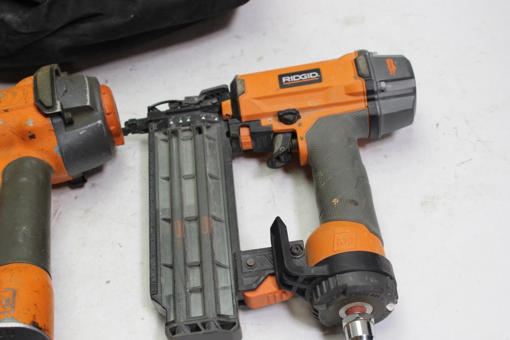 Ryobi Nail Guns 2 Pieces | Property Room
