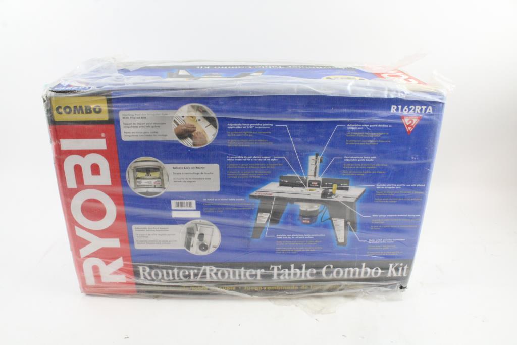 Ryobi Router Table Combo Kit