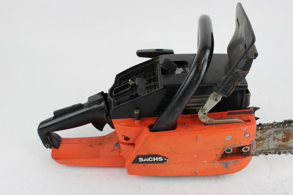 Sachs Dolmar 114 Chainsaw | Property Room