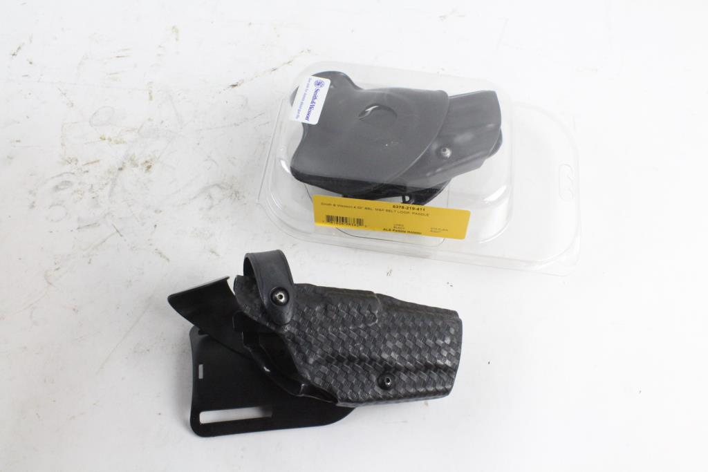 Safariland Smith & Wesson M&P Holsters, 2 Pieces | Property Room