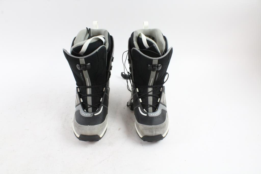 radio Chimenea muestra  Salomon David Benedek Snow Board Boots, Size 10.5 | Property Room