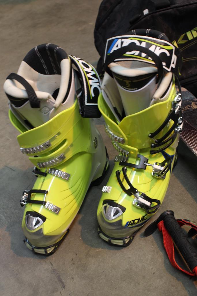 the latest 610f6 48874 Salomon Lord 177 Skis, Atomic Hawx 120 Ski Boots, Walking ...