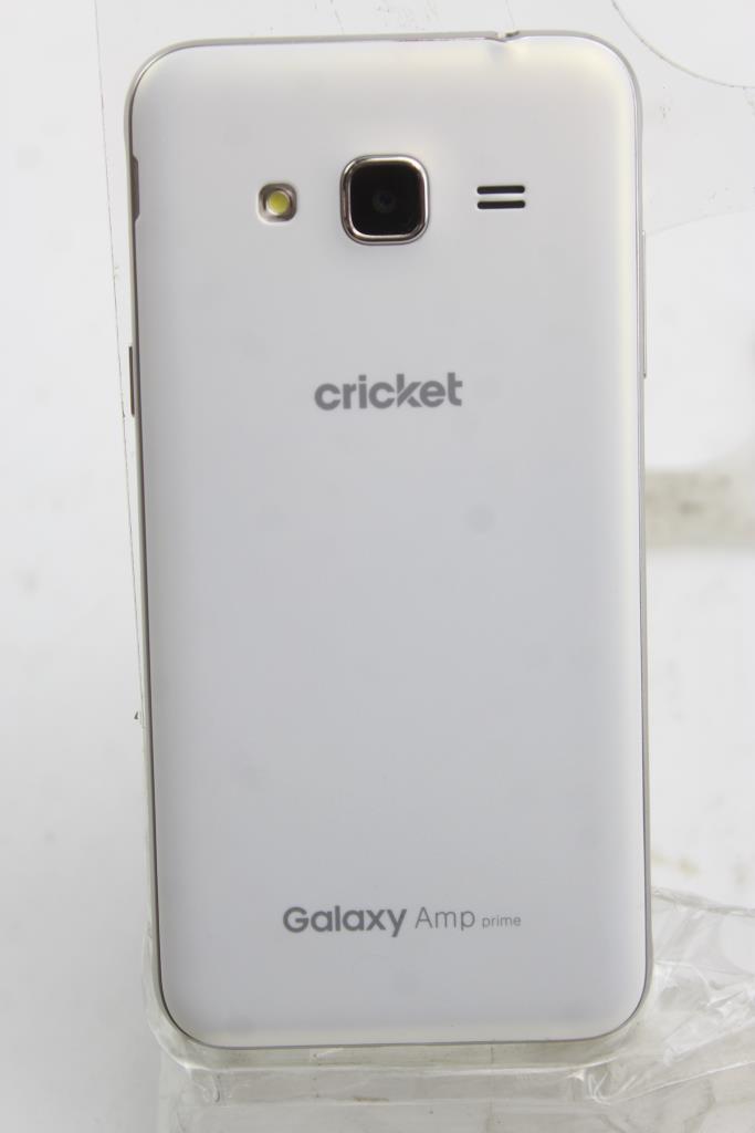 Samsung Galaxy Amp Prime 16gb Cricket Wireless