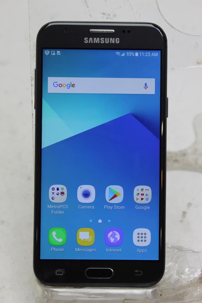 Samsung Galaxy J3 Prime, 16GB, MetroPCS | Property Room