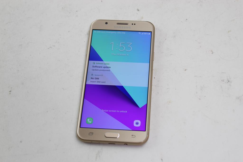 Samsung Galaxy J7 Prime, 16GB, MetroPCS | Property Room