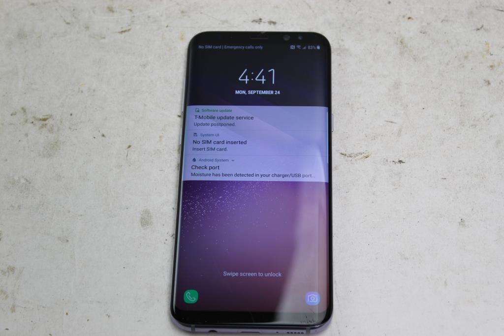 Samsung Galaxy S8 Plus, 64GB, T-Mobile   Property Room