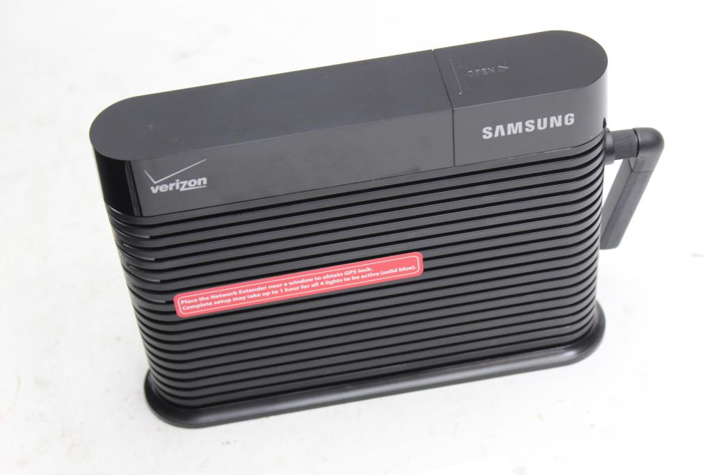 Samsung Network Extender SCS-2U01 Verizon Wireless SCS2U01