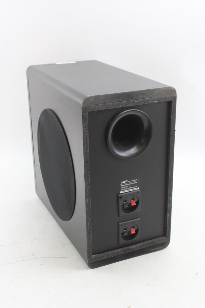 Samsung Ps Wx70 Subwoofer Speaker System Property Room