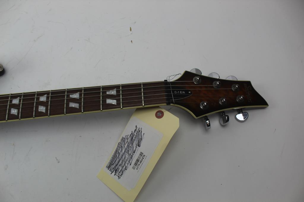 Schecter Diamond Series Electric Guitar | Property Room