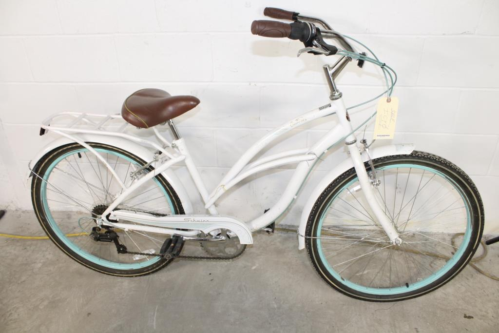 ea8cd59a1d1 Schwinn Clairmont Beach Bike   Property Room