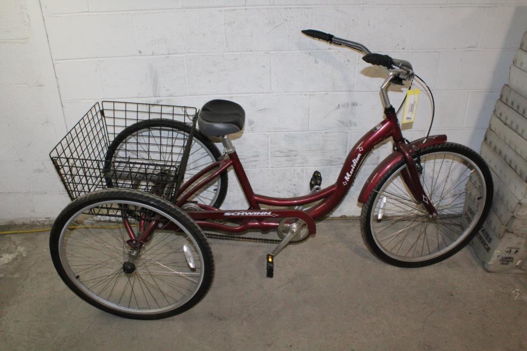 Schwinn Meridian Tricycle | Property Room