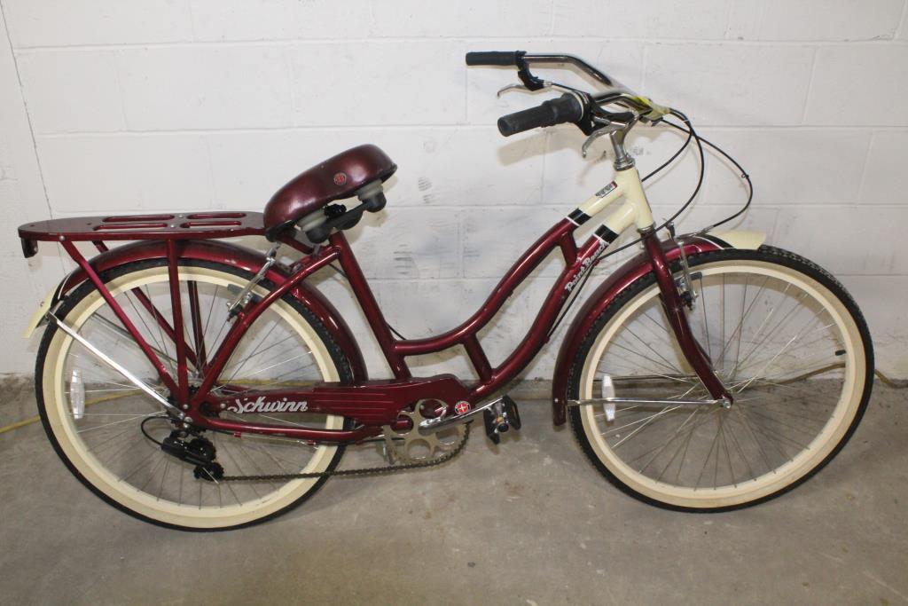 Schwinn Point Beach Bike
