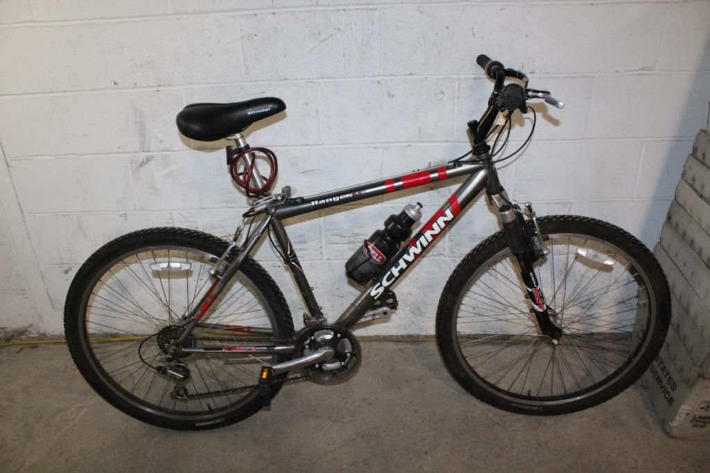 1ebb6cf6c75 Schwinn Ranger 2.6 Mountain Bike | Property Room