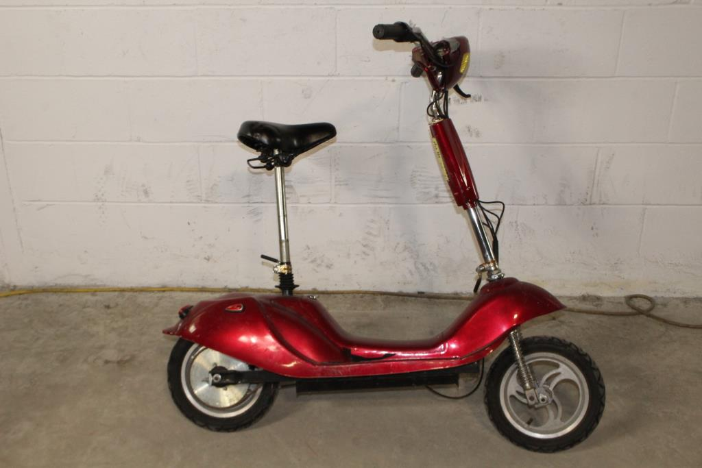 Bronx Car Dealers >> Scoot N' Go Electric Scooter | Property Room