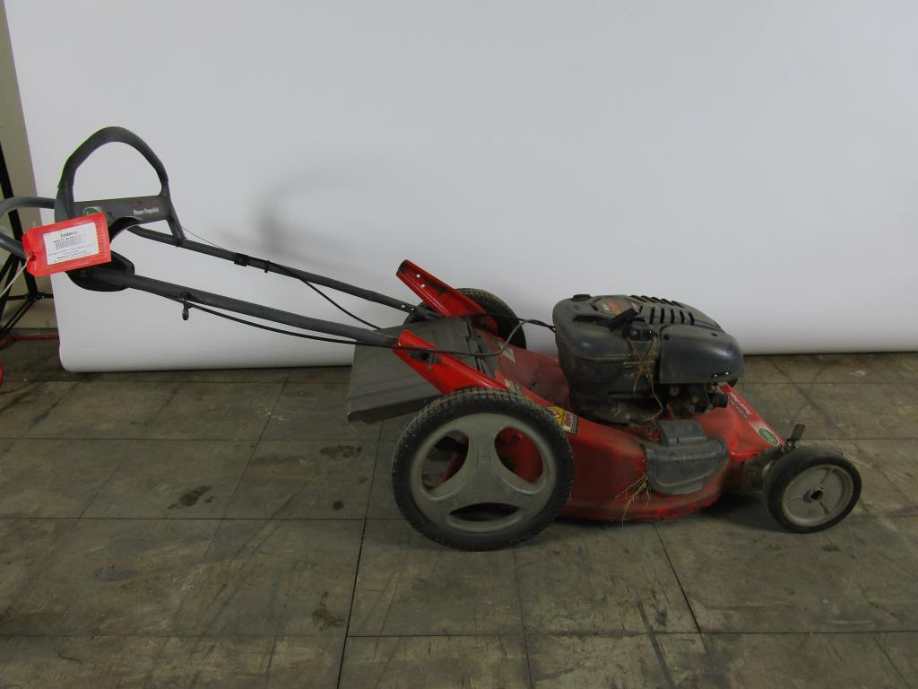 Scotts Propelled 3 In 1 Lawnmower Sold For Parts