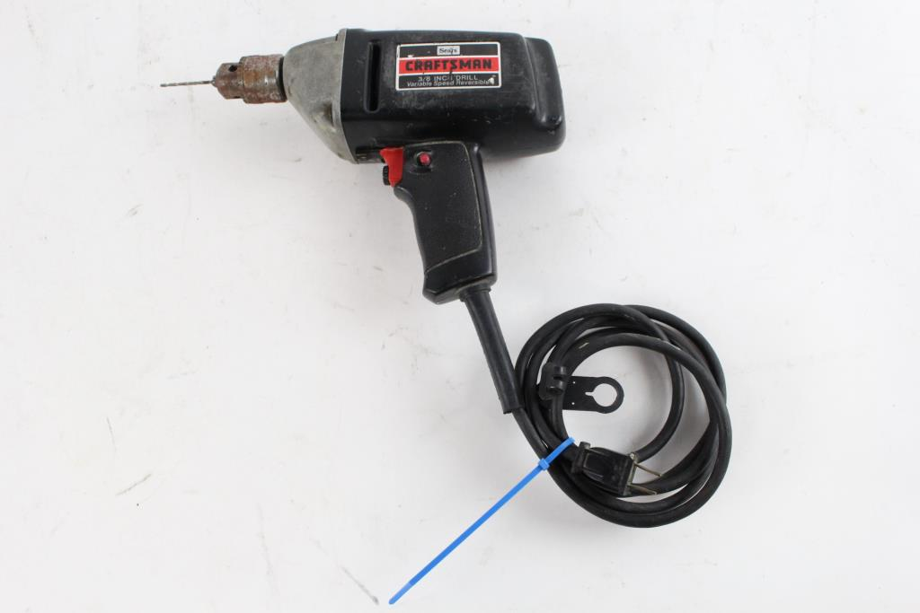 Sears Corded Drill | Property Room