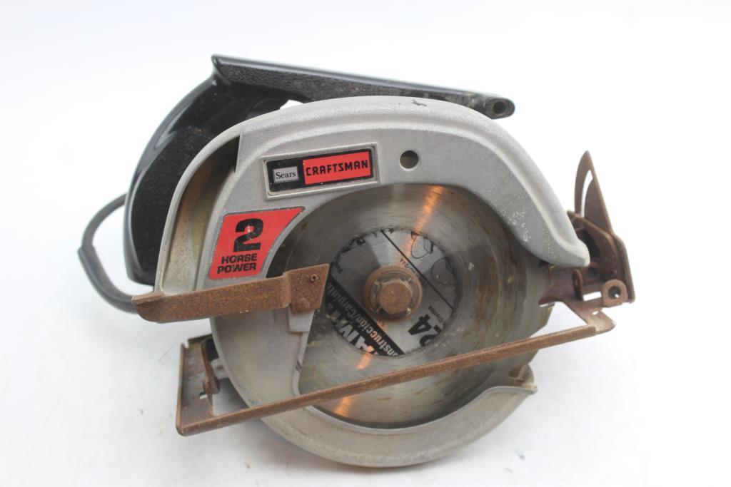 Sears Craftsman 315.10864 Circular Saw