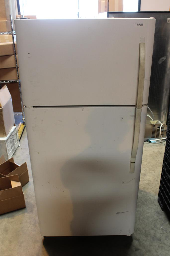 Sears Roebuck Amp Co 253 7480240h Top Freezer Refrigerator