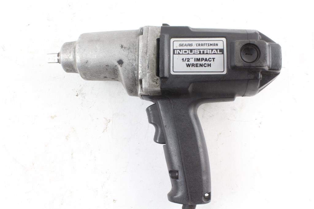 Image 1 Of 6 Sears Craftsman Impact Wrench