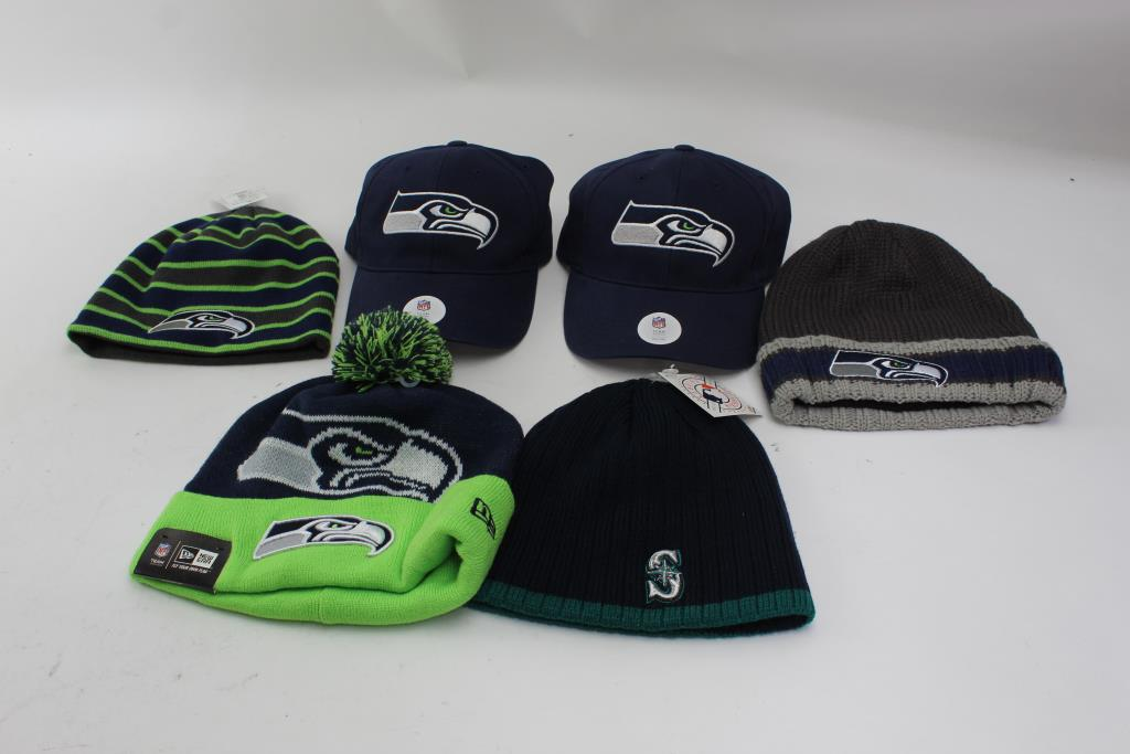 908aefdf Seattle Seahawks Hats, Beanies: 5+ Items | Property Room