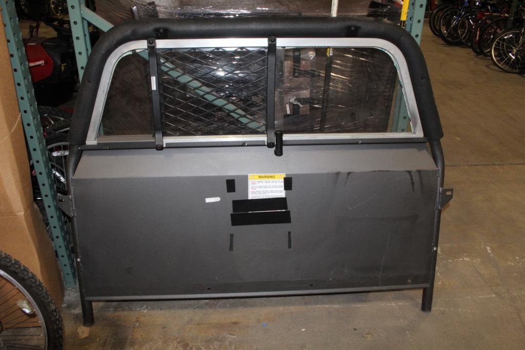 Setina Mfg Co Body Guard Police Cage | Property Room