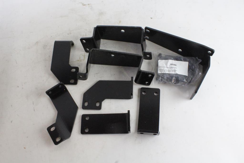 Setina Push Bumper Brackets For Ford Explorer Interceptor Eco