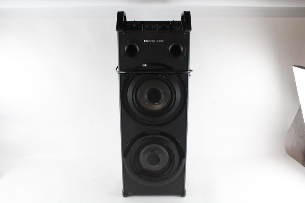 Sharper Image Mega Bluetooth Sound Station Property Room