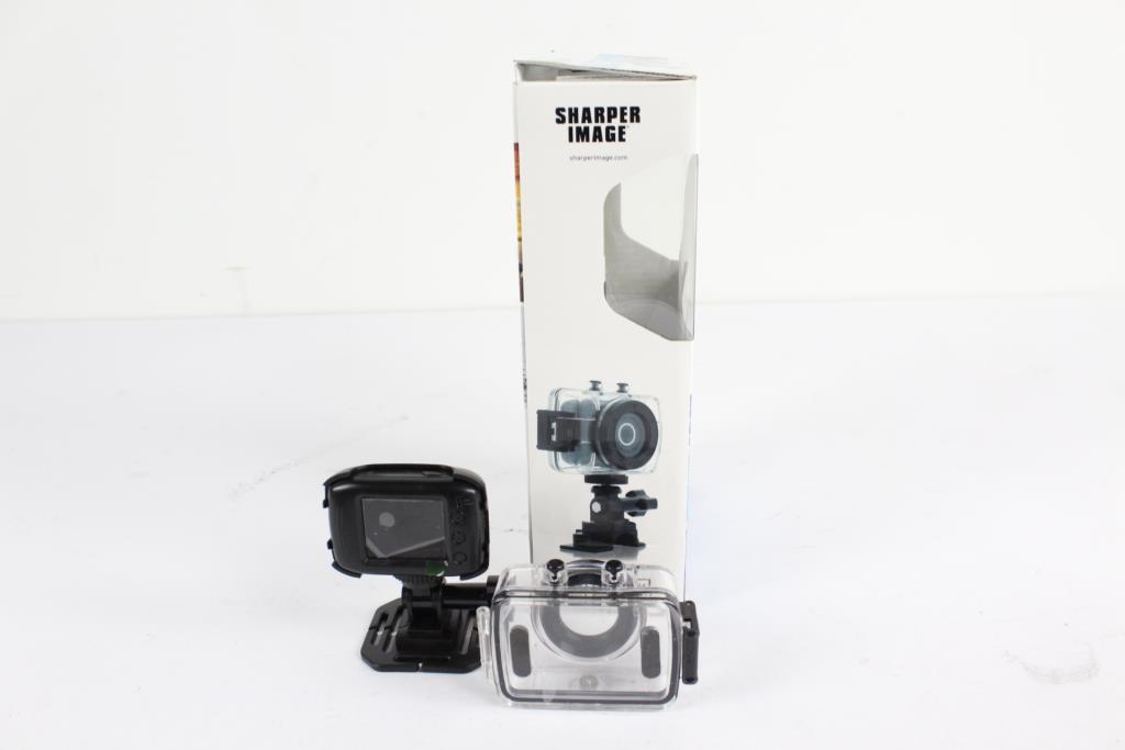 Sharper Image Svc355 Hd Actioncam Digital Video Property Room