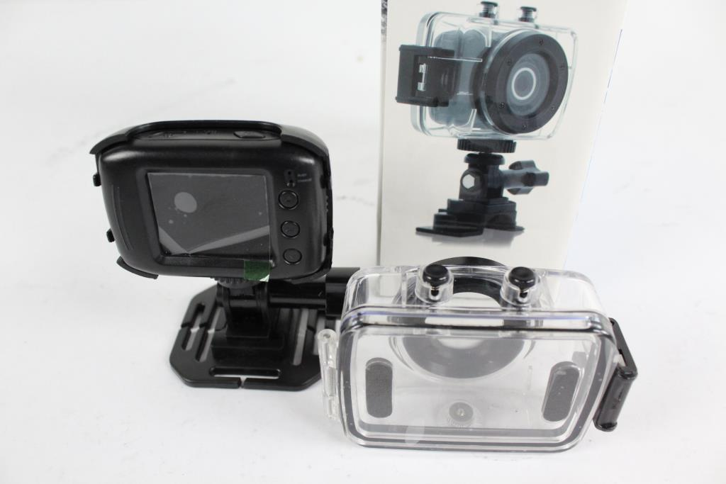 Sharper Image Svc355 Hd Actioncam Digital Video Property Room