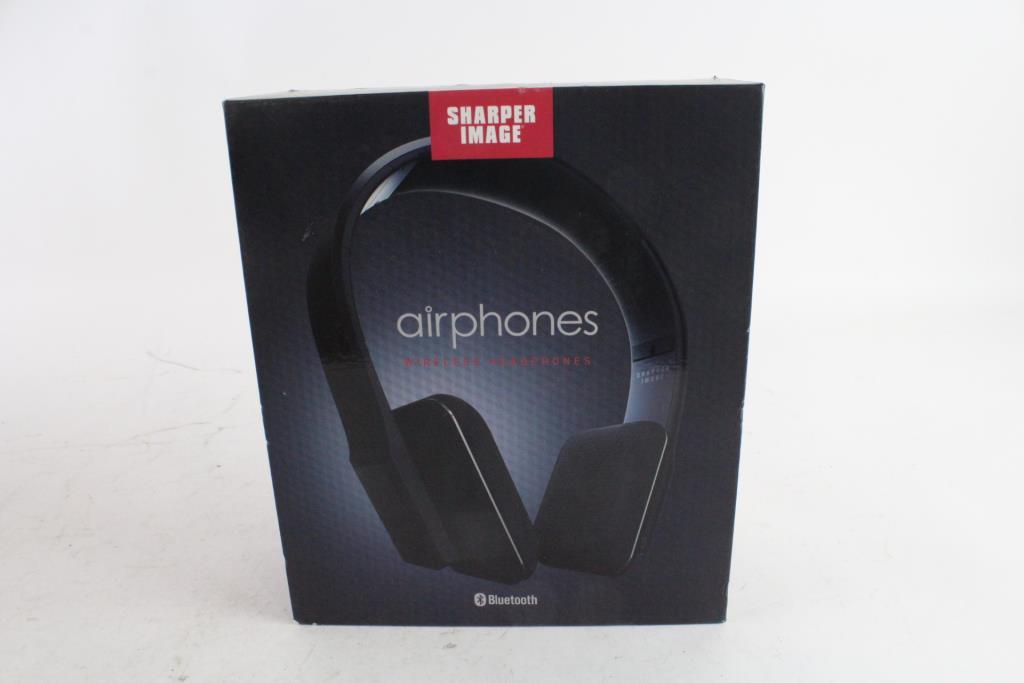 Sharper Image Wireless Headphones Property Room