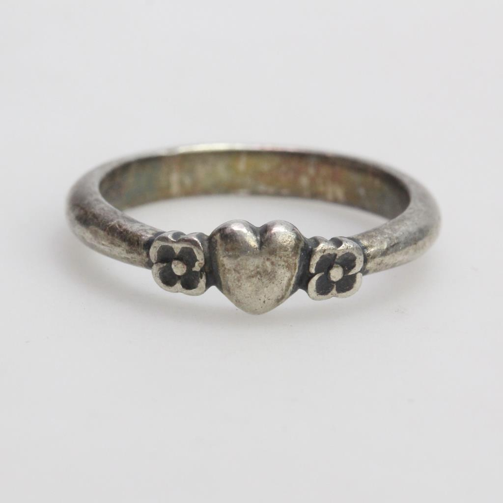 Silver James Avery Ring 3 05g Property Room