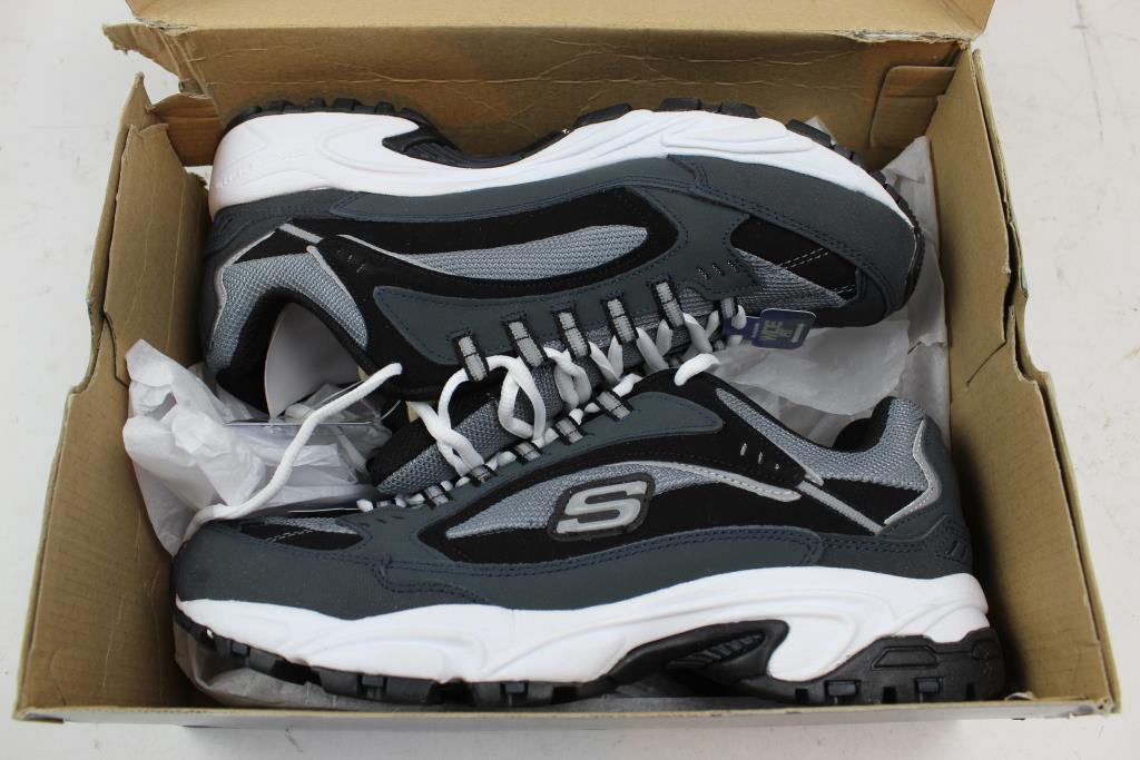 Skechers Sport Men's Stamina Cutback Shoes Size 9 Egenskap  Property