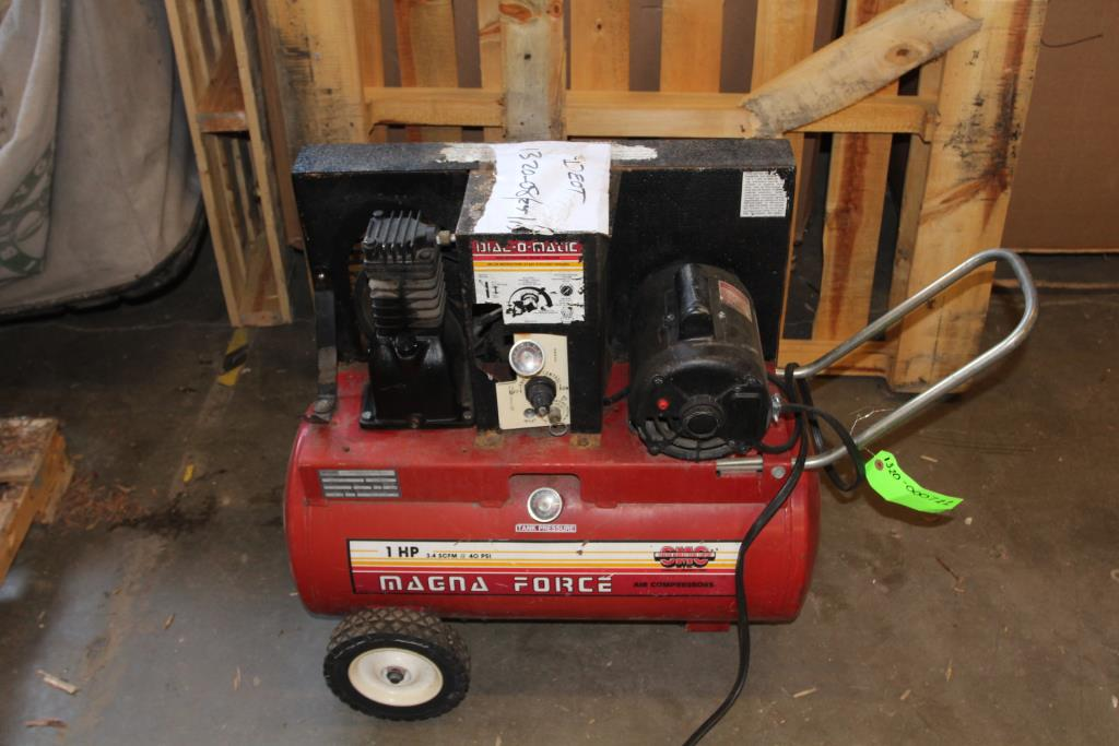 Smc Magna Force Air Compressor