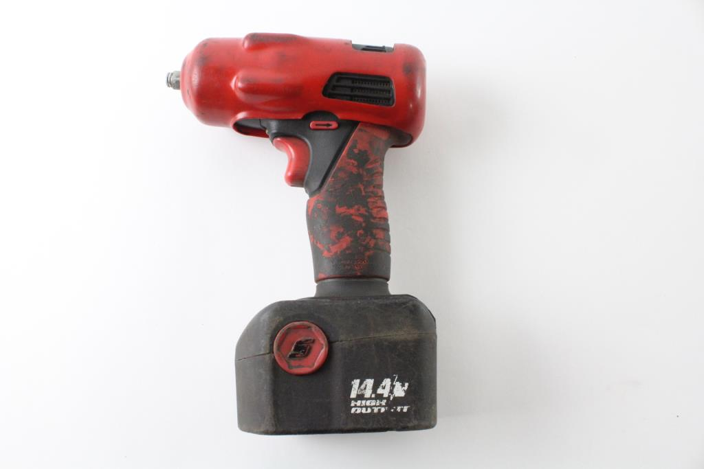 Snap-On Cordless Impact Wrench | Property Room
