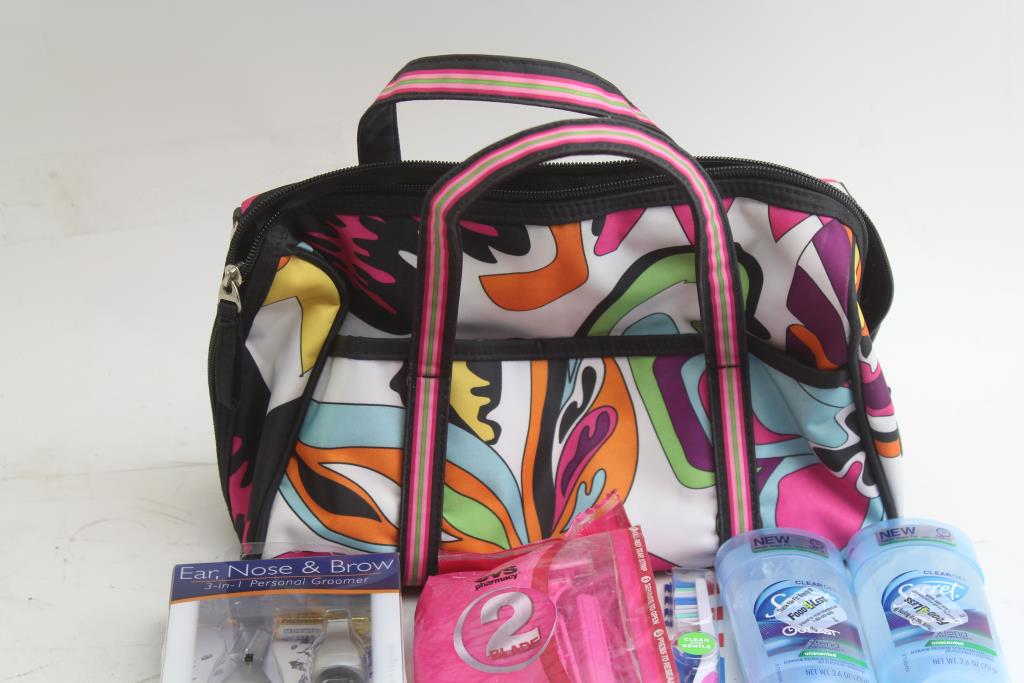 4481224da7 Sonia Kashuk Makeup Bag