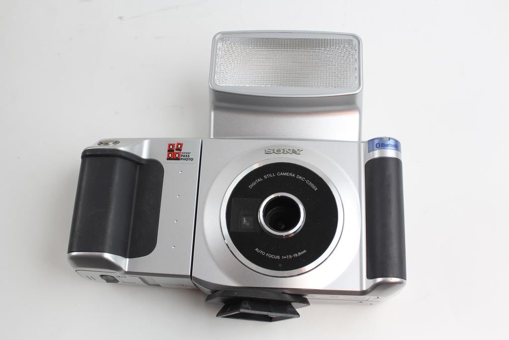 Sony Dkc C200x Passport Digital Camera Property Room