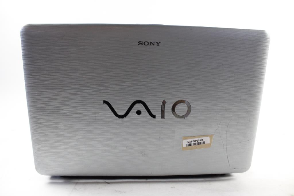 Sony vaio Vgn Fw190 Drivers