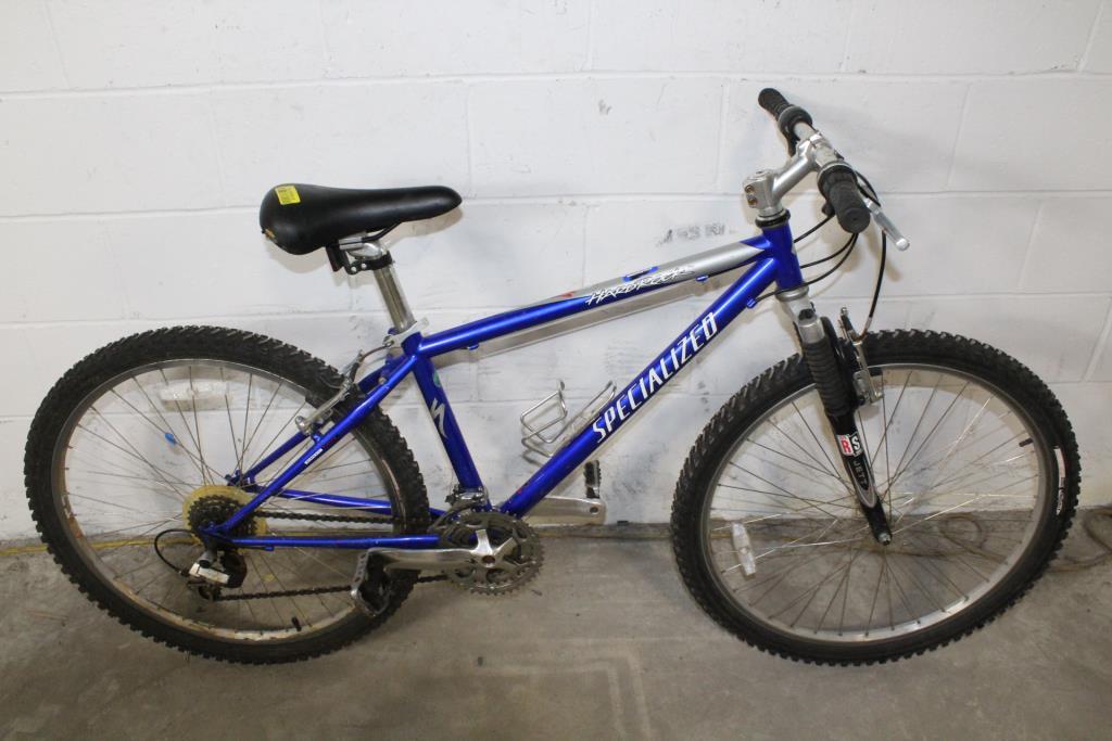 Specialized Mountain Bike Blue - Mountain Bike Wallpaper