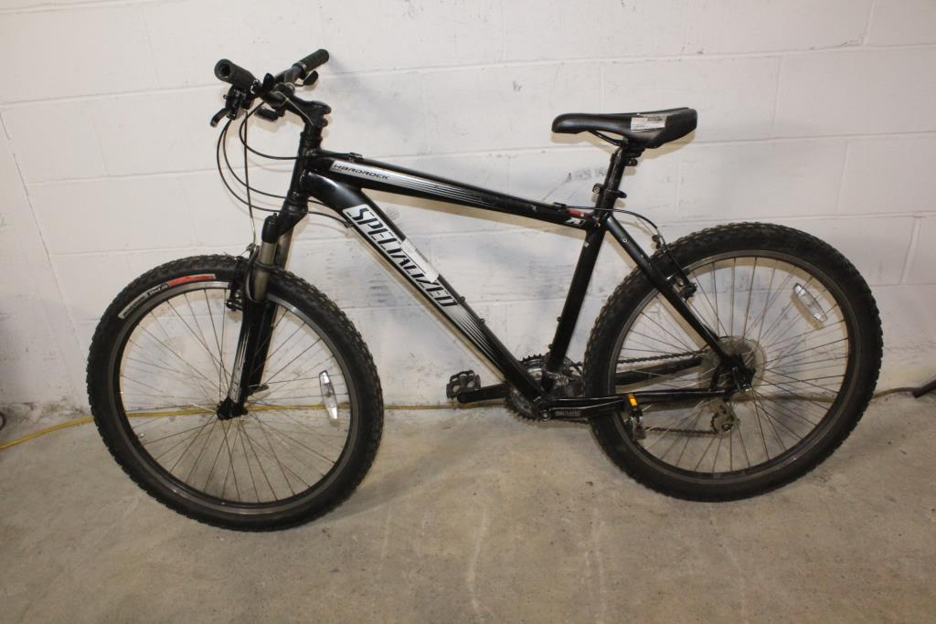 Specialized Hardrock Sport Mountain Bike Property Room