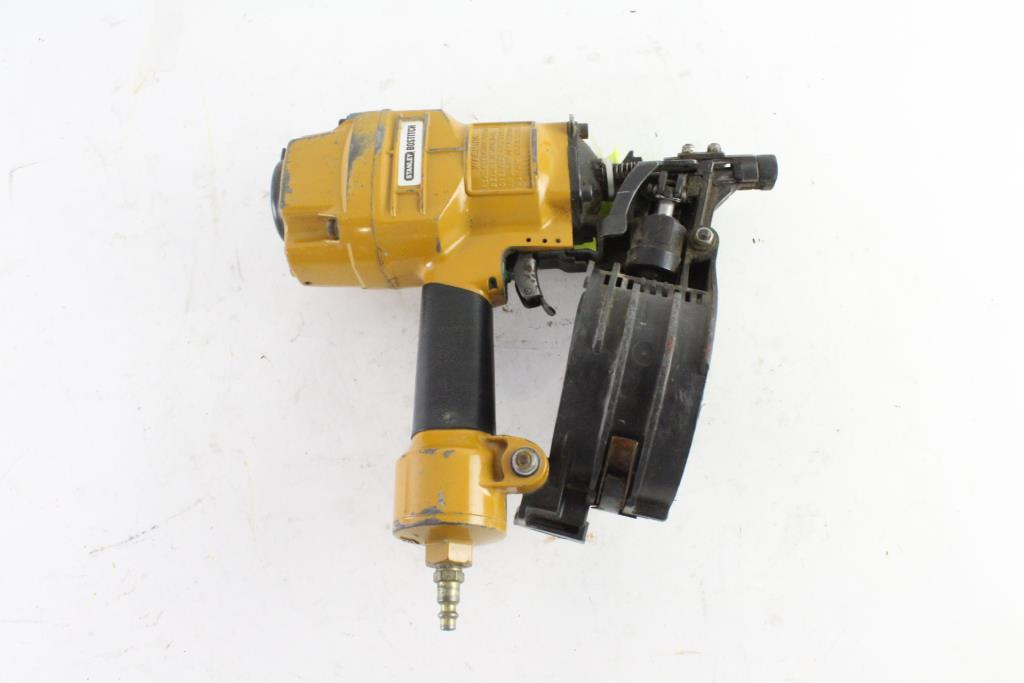 Stanley Bostitch Coil Nailer | Property Room