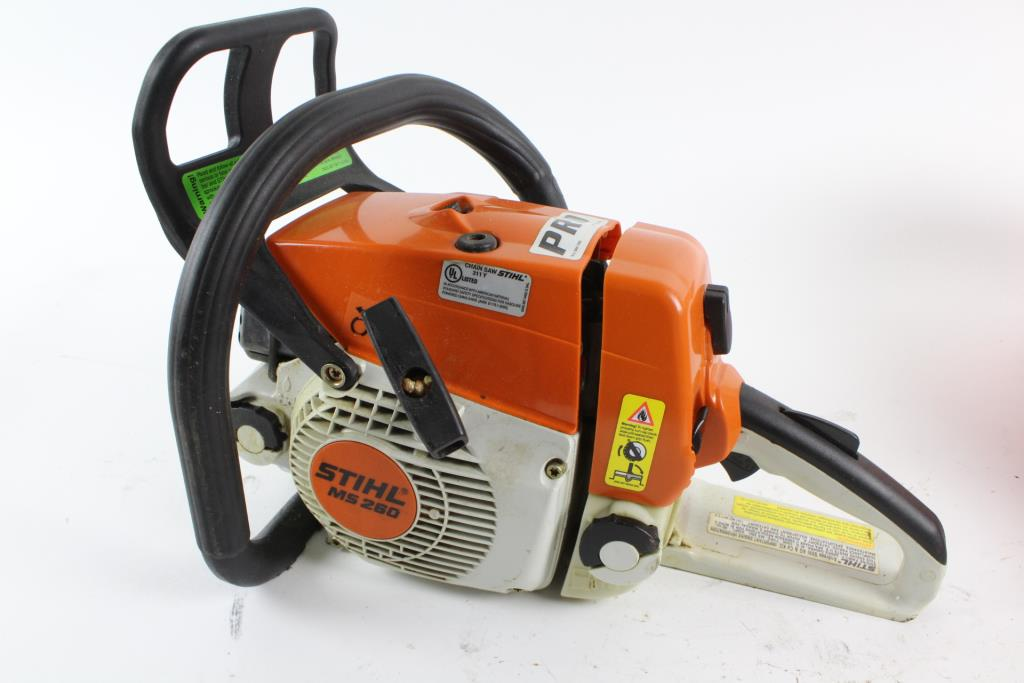 Stihl 311y Ms260 Chain Saw