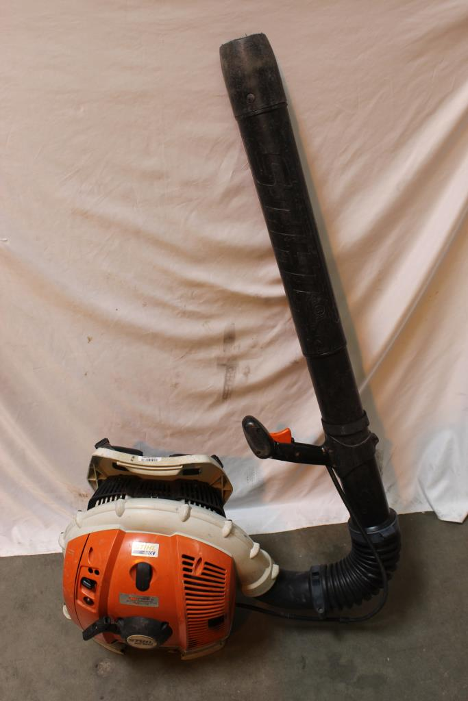 Stihl 4 Mix Blower Backpack | Property Room
