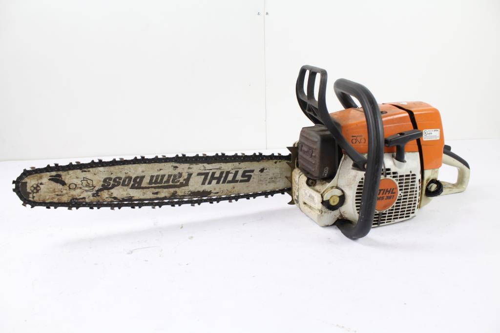 Stihl Ms361 Chainsaw Property Room