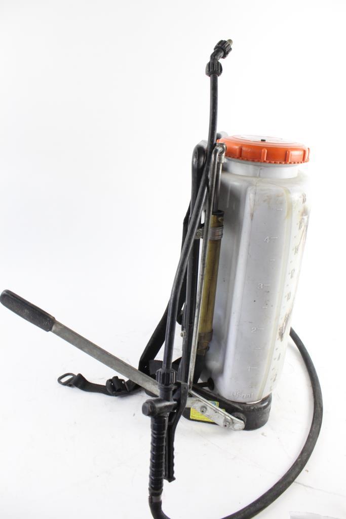 Stihl Sg20 4 75 Gallon Backpack Sprayer Property Room