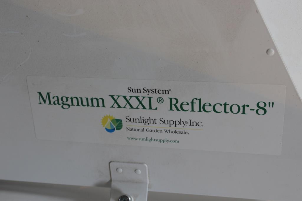 Sunlight Supply Sun System Magnum Xl 8 Reflector
