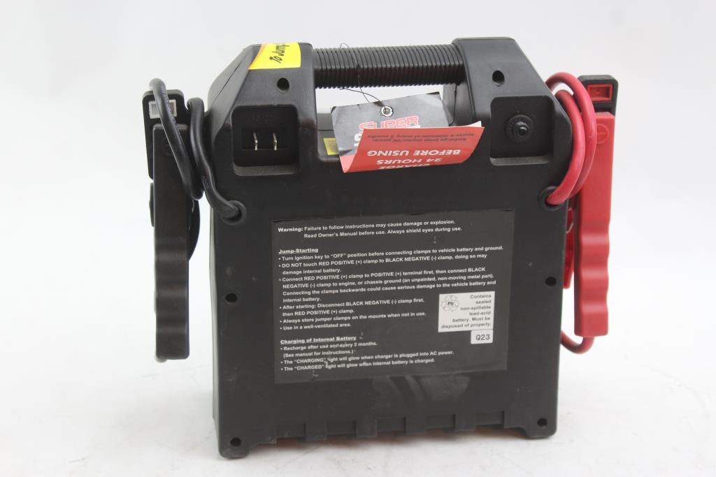 Super Start Pack Battery Starter