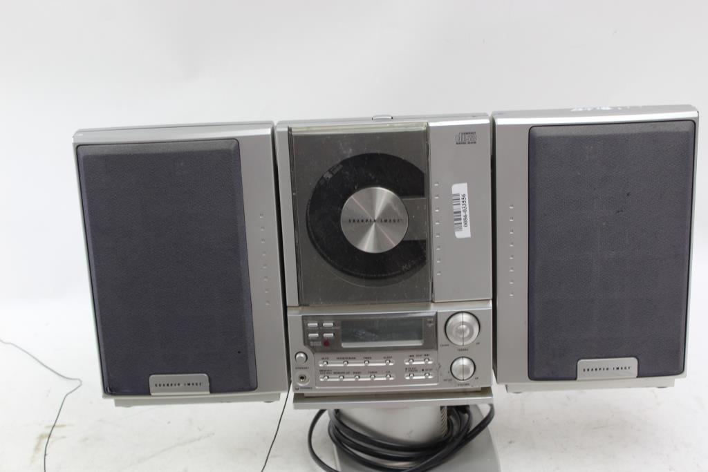 Sharper Image Home Audio Cd Players Recorders Ebay