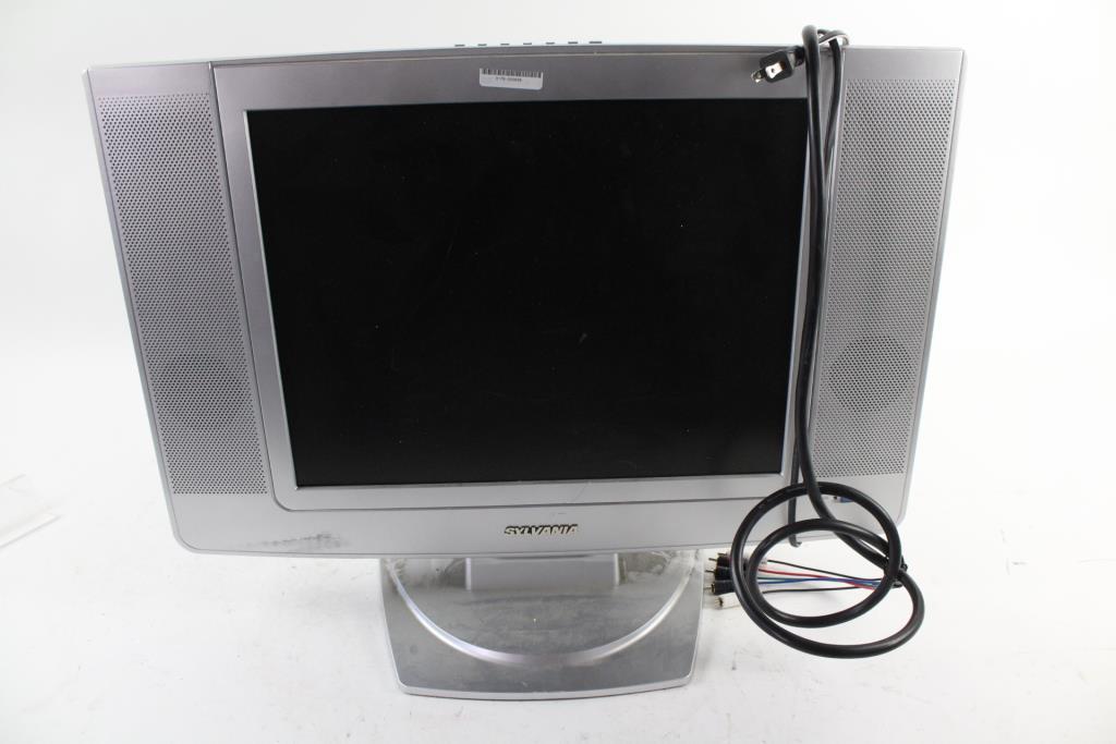 Image 1 Of 5 Sylvania 20 LCD TV