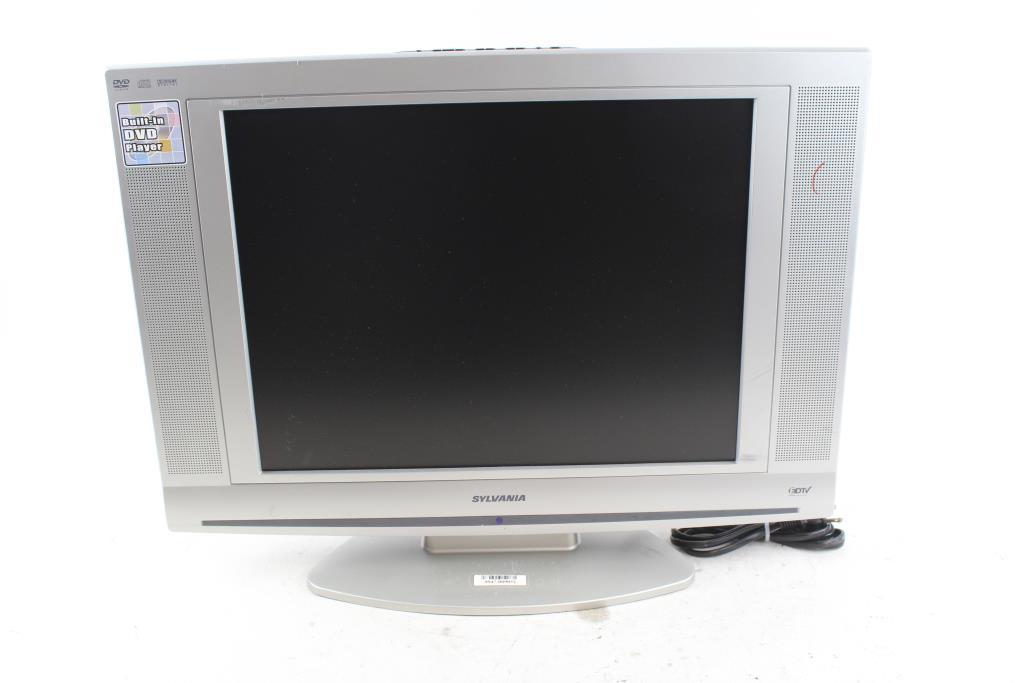 Image 1 Of 3 Sylvania 20 LCD