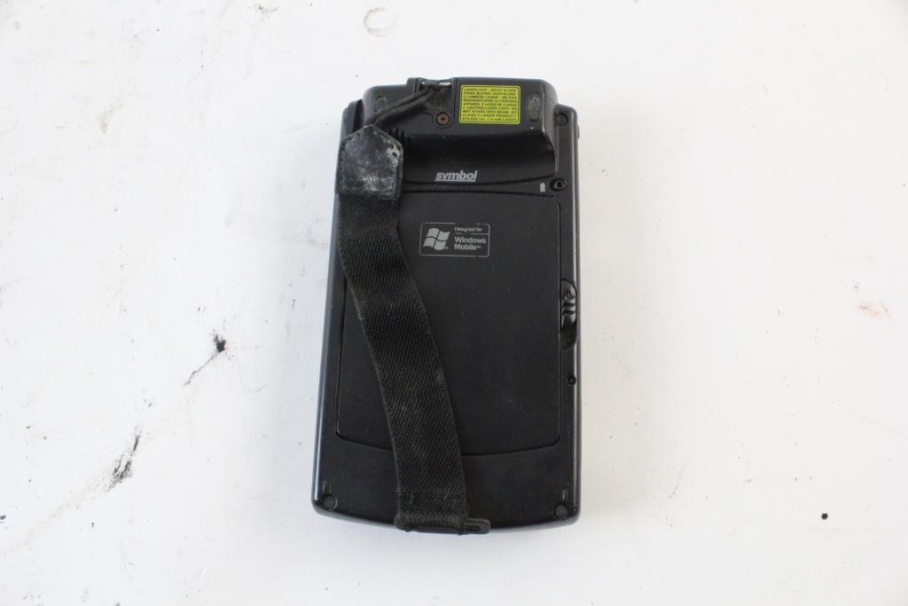 Symbol Pocket Pc Handheld Scanner Property Room